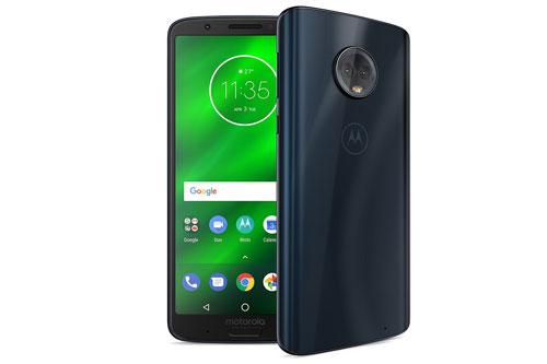 3. Motorola Moto G7 Plus (thời gian sạc đầy pin: 48 phút).