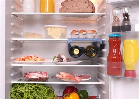 Tủ lạnh chứa nhiều vi khuẩn nếu khogo dọn dẹp chúng thường xuyên