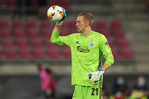 M.U thắng trận vẫn phải bái phục siêu thủ môn của Copenhagen