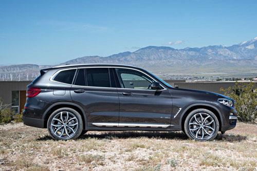 6. BMW X3.