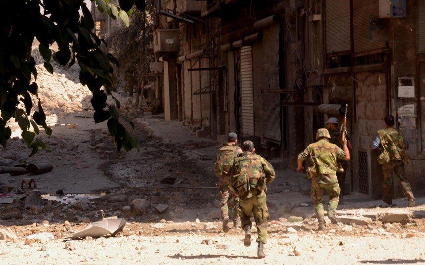 Quân đội Syria tấn công Bắc Latakia sau khi Thổ Nhĩ Kỳ lập tiền đồn mới