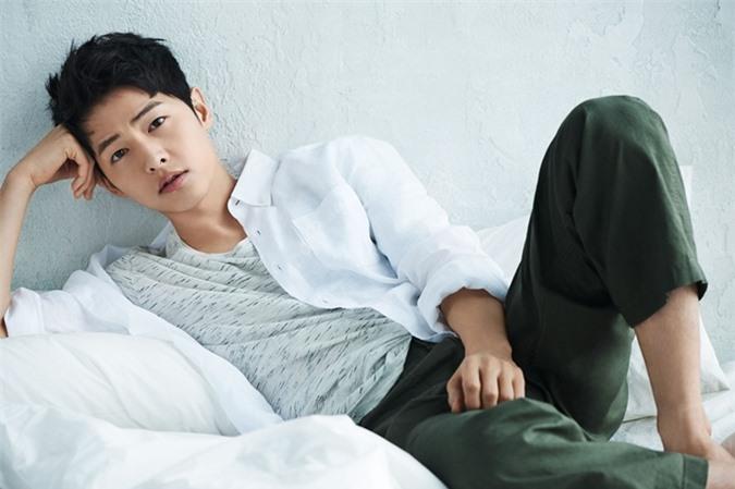 Song Joong Ki lần đầu đóng vai mafia.