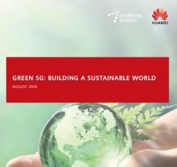 Analysys Mason và Huawei công bố Sách trắng 5G xanh