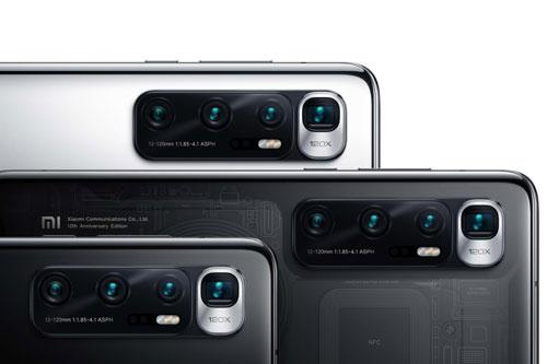 Xiaomi Mi 10 Ultra ra mắt: Sạc 120W, chip S865, RAM 16 GB, camera tốt nhất thế giới, giá 'mềm'