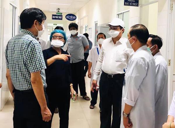 Giám đốc Sở Y tế Đà Nẵng bác tin Bệnh viện dã chiến Tiên Sơn bắt đầu đón bệnh nhân Covid-19 từ 11/8
