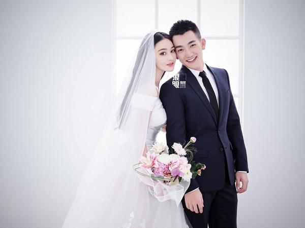 Trương Hinh Dư và Hà Tiệp đã cưới được 2 năm.
