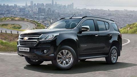 Chevrolet Trailblazer kiểu dáng hầm hố, giảm giá tới 200 triệu 'đe nẹt' Hyundai Santa Fe, Toyota Fortuner