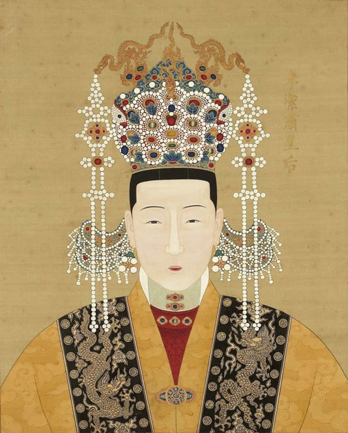 Bà chỉ được hợp táng vào Vĩnh Lăng khi phu quân qua đời và vua Long Khánh đăng cơ. (Ảnh minh họa: Sina)