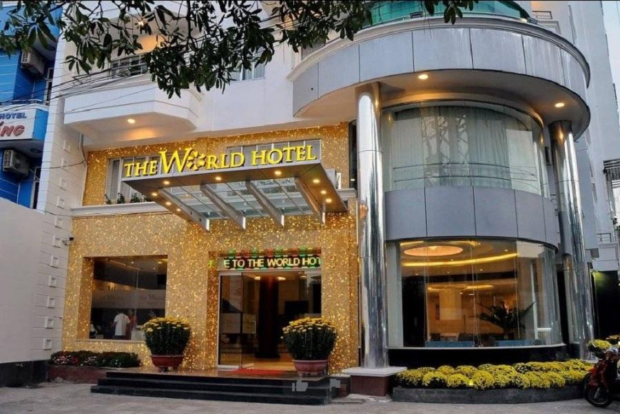 Khách sạn The World (TP. Nha Trang) là đơn vị lưu trú đầu tiên của tỉnh Khánh Hoà đăng ký phục vụ miễn phí cho đội ngũ y, bác sĩ nơi tuyến đầu phòng chống dịch Covid-19.