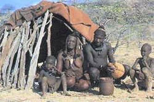 """Sắc tộc """"người Vàng"""" bí ẩn ở châu Phi"""
