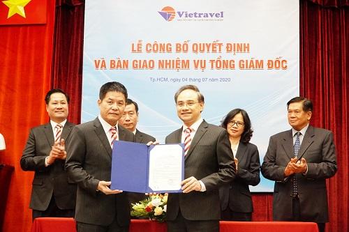 """Chủ tịch Vietravel """"nhường"""" ghế Tổng Giám đốc, tập trung phát triển hệ sinh thái của tập đoàn"""