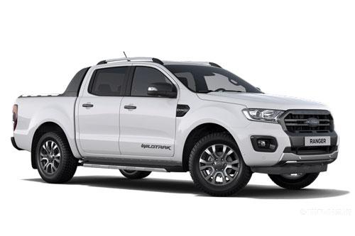 10. Ford Ranger (doanh số: 1.028 chiếc).