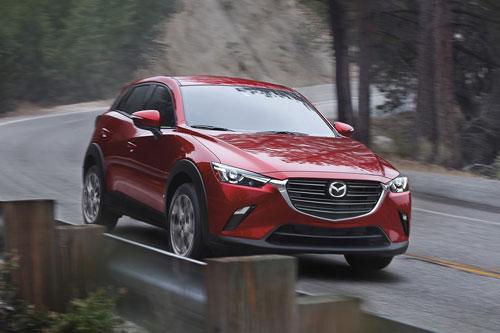 Mazda CX-3 2021.