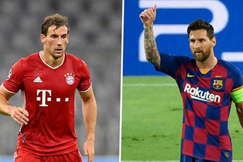 """Sao Bayern chỉ ra cách duy nhất """"vô hiệu hóa"""" Messi"""
