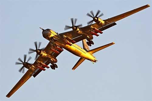 Lực lượng hàng không vũ trụ Nga sẽ nhận oanh tạc cơ nâng cấp Tu-95MSM ngay trong năm 2020