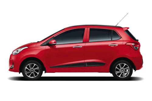 5. Hyundai Grand i10 (doanh số: 1.286 chiếc).