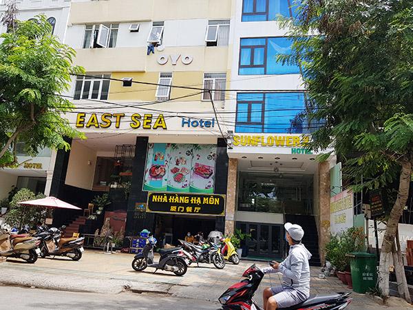 """Đà Nẵng: Phát hiện nhóm thanh niên """"bay, lắc"""" trong khách sạn"""