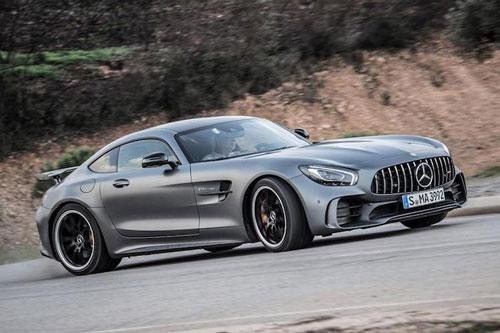 Bảng giá xe Mercedes-Benz tháng 8/2020: Đắt nhất 14,899 tỷ đồng