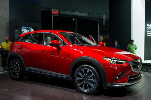 Mazda CX-3 2021 chốt giá gần 500 triệu, 'đe nẹt' Hyundai Kona, Honda HR-V
