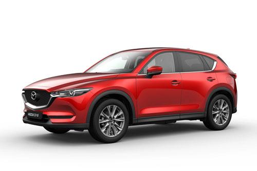9. Mazda CX-5 (doanh số: 1.032 chiếc).