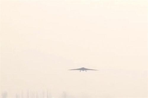 UAV bí ẩn tấn công phiến quân Syria, nghi là Okhotnik