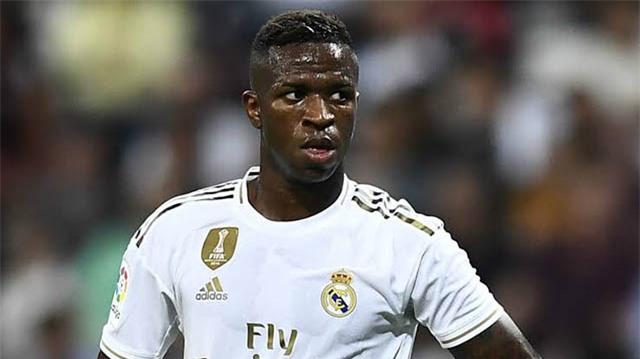 Chelsea nhắm mua Vinicius của Real Madrid