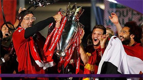 Liverpool thu về số tiền kỷ lục từ chức vô địch Premier League