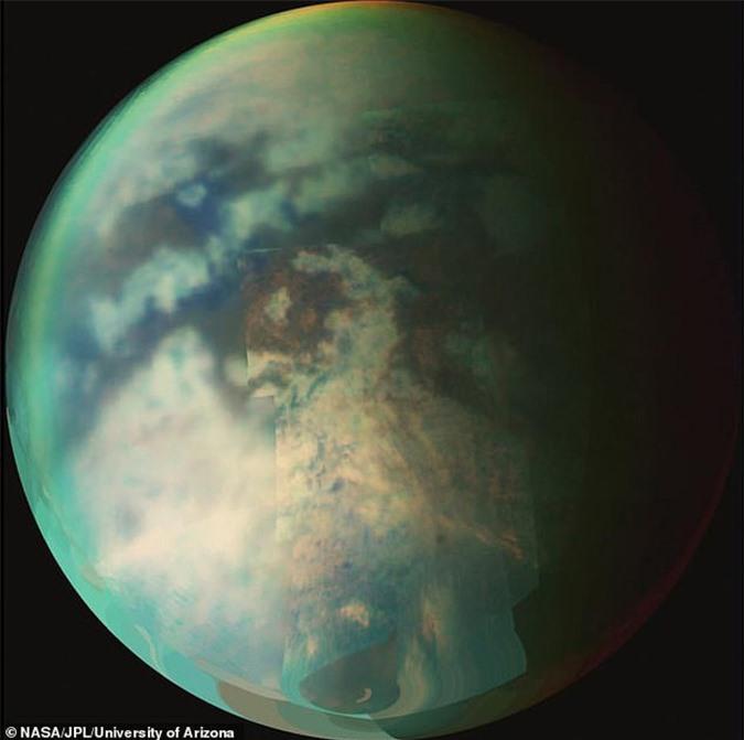 Mưa dài 7 năm trên trái đất ngoài hành tinh - Ảnh 2.