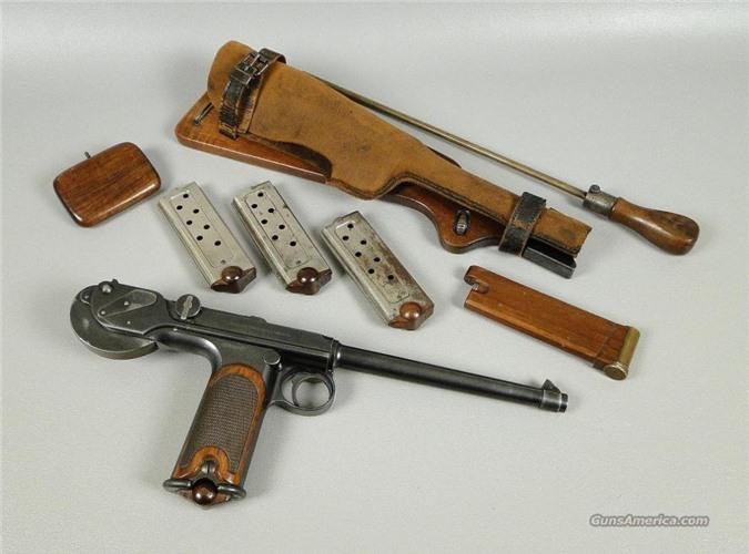 Những khẩu súng phá vỡ mọi tiêu chuẩn trên thế giới