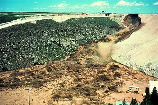 Đập Kelly Barnes tại bang Georgia, Mỹ