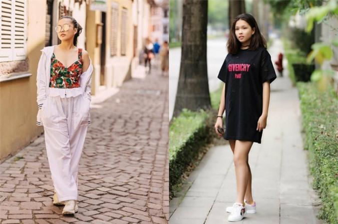 Từ nhỏ, Susu có chung sở thích dùng đồ hiệu giống mẹ. Với vóc dáng khá lý tưởng, cô dễ dàng biến hóa nhiều kiểu trang phục khác nhau, lúc nữ tính, sành điệu, lúc gọn gàng, năng động.