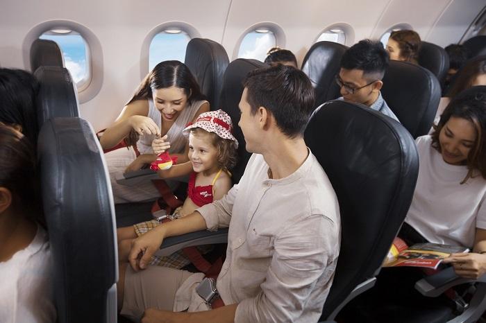 Trong dịp Tết Nguyên đán Tân Sửu, Vietjet dự kiến cung cấp 1,5 triệu ghế trên hơn 50 đường bay phủ khắp cả nước.