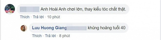 Hồ Hoài Anh Lưu Hương Giang 0