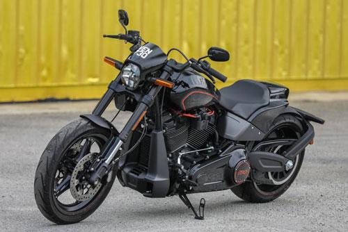 Chi tiết môtô Harley-Davidson FXDR 114, giá gần 640 triệu
