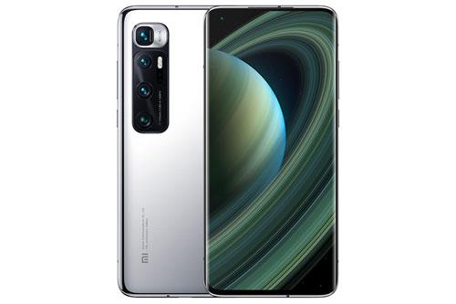 Xiaomi Mi 10 Ultra sử dung khung viền bằng nhôm. Mặt trước phủ kính cường lực Corning Gorilla Glass 5, con mặt sau kính Gorilla Glass 6. Máy có số đo 162,4x75,1x9,5 mm, cân nặng 221,8 g.