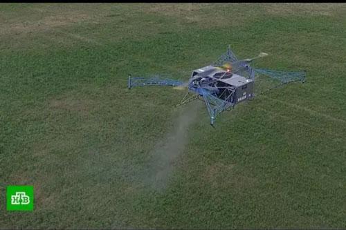 Nga thử nghiệm máy bay không người lái công nghiệp nặng đầu tiên