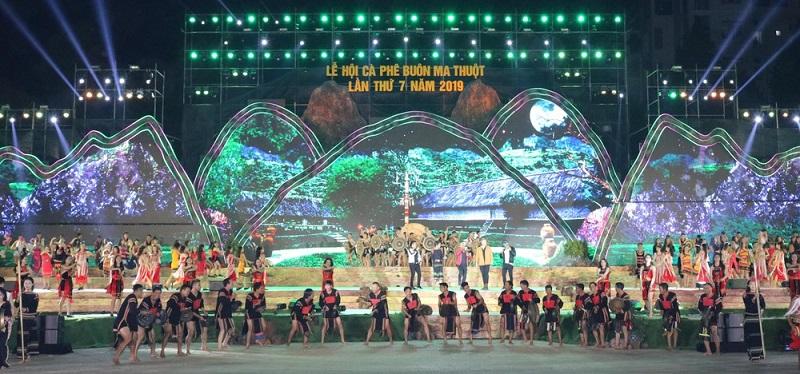 Lễ hội cà phê Buôn Ma Thuột đã được Thủ tướng Chính phủ công nhận mang tầm vóc một lễ hội cấp Quốc gia, tổ chức định kỳ hai năm một lần.