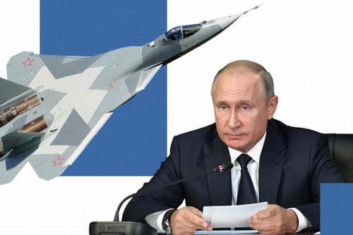 Mỹ bị Nga đánh lừa với đặc điểm giả của Su-57?