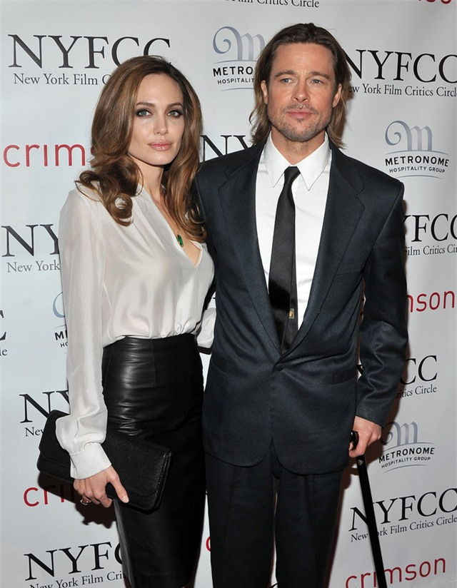 Brad Pitt - Angelina Jolie tiếp tục lùm xùm chuyện ly hôn - Ảnh 2.