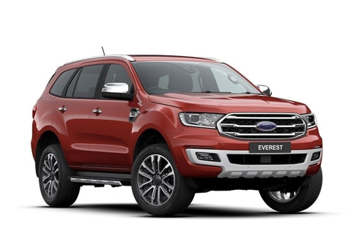 Ford Everest 2020.