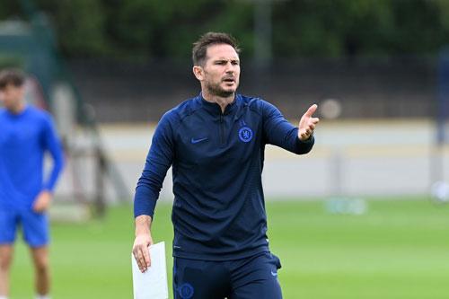 HLV Frank Lampard.