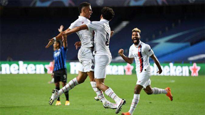 Nhưng PSG vẫn lần đầu vào bán kết Champions League và tự tin giành cúp bạc