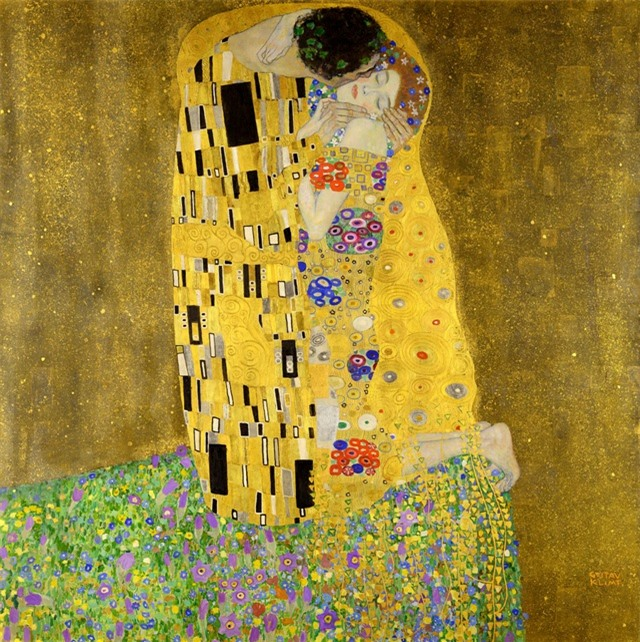 """The Kiss"" (Nụ hôn)"