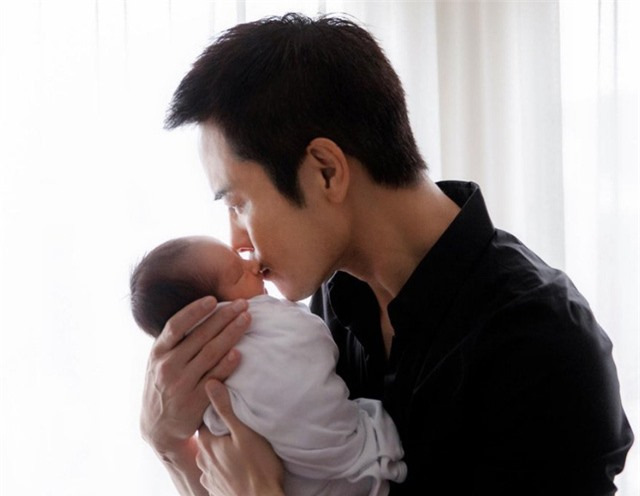 Vợ trẻ của Trịnh Gia Dĩnh không muốn có thêm con - Ảnh 1.