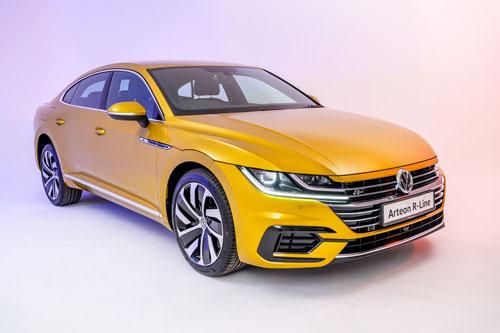 Volkswagen Arteon R-Line 2020.