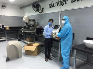 PPC An Thịnh tặng máy móc, hóa chất trị giá 2 tỉ đồng cho Đà Nẵng chống dịch Covid-19