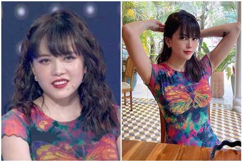 Điểm danh những mỹ nhân Việt lộ nhan sắc gây thất vọng trên truyền hình