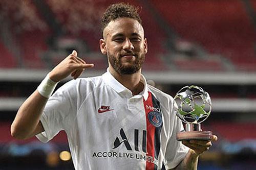 """Neymar gửi """"chiến thư"""" tới các đối thủ sau chiến thắng của PSG"""