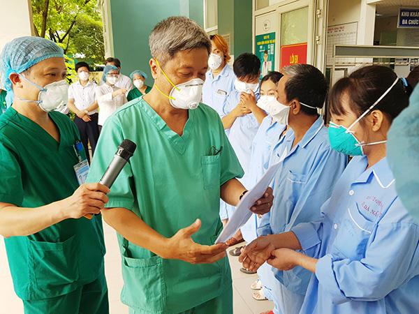 Thứ trưởng Bộ Y tế Nguyễn Trường Sơn