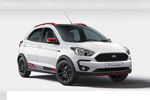 Choáng với ô tô Ford đẹp long lanh, động cơ 1.5L, giá hơn 200 triệu đồng